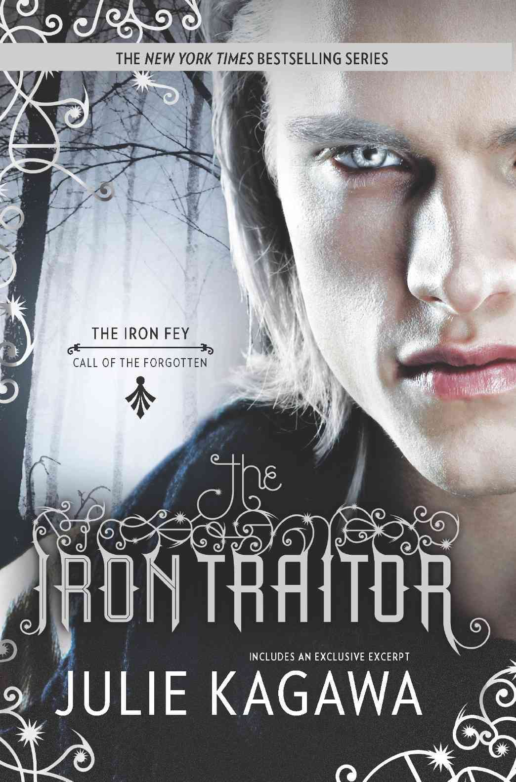 The Iron Traitor By Kagawa, Julie