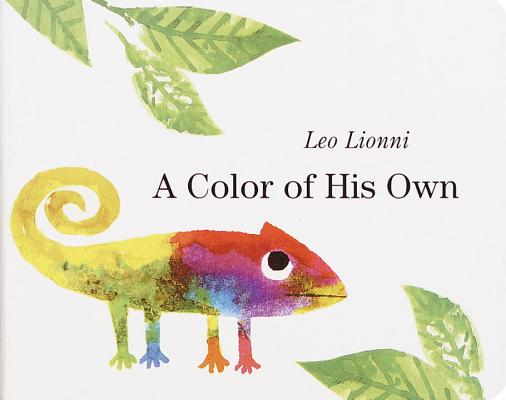 A Color of His Own By Lionni, Leo