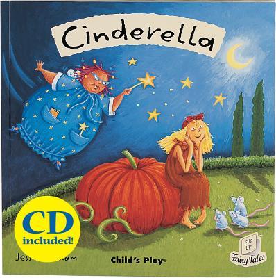 Cinderella By Stockham, Jess (ILT)